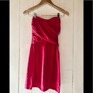 Victoria's Secret strapless bra top dress size S
